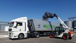 Agrinvest transport fleet